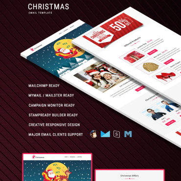Preview image of Christmas - Responsive