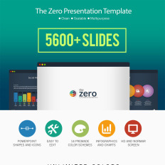 Designer portfolio powerpoint templates templatemonster business infographic powerpoint presentation template maxwellsz