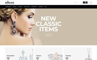 Jewelrus - Jewelry Store Magento Theme