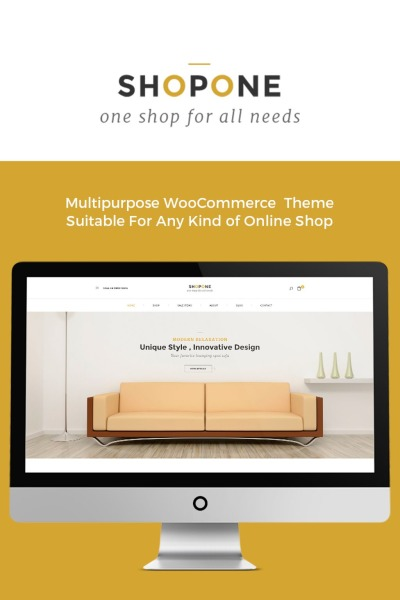 shoe store templates | templatemonster, Presentation templates
