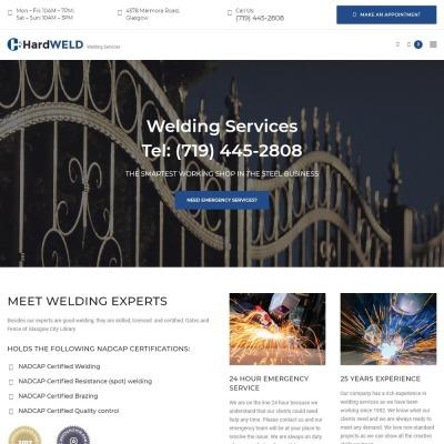 Temas WordPress para Sitios Industriales