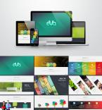 PowerPoint Template  #66204