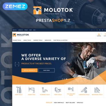 Купить  пофессиональные PrestaShop шаблоны. Купить шаблон #66210 и создать сайт.