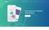 Responsivt Appic - Creative Mobile App Landing Page-mall