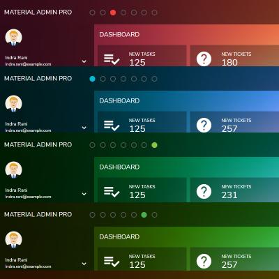 Strot Admin - Responsive Dashboard Admin Template #66860
