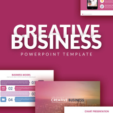 creative business professional ppt theme 66272