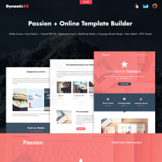 Newsletter Templates Newsletter Email Templates TemplateMonster - Newsletter html template