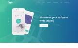 "Шаблон посадочной страницы ""Appic - Creative Mobile App"""