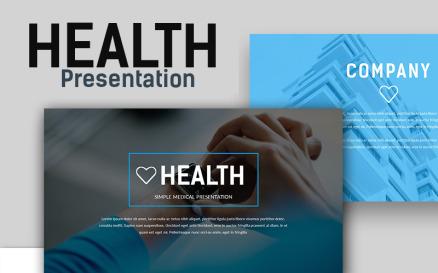 Health Medical Presentation Keynote Template