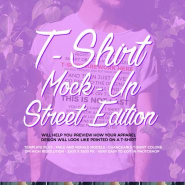 Купить  пофессиональные T-shirts. Купить шаблон #66316 и создать сайт.
