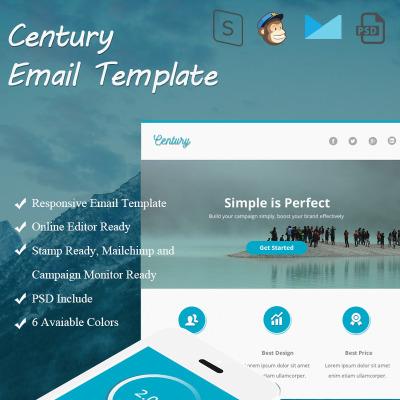 199 Newsletter Templates | Newsletter Email Templates | TemplateMonster