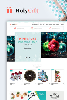 website templates for online store