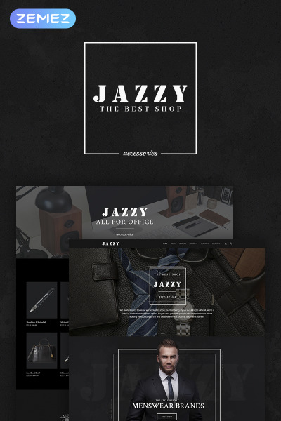 Jazzy - Men's Accessories Shop