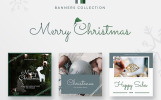 Merry Christmas Collection Social Media