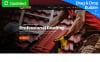 """ProRoofs - Roofing Service MotoCMS 3"" modèle  de page d'atterrissage adaptatif New Screenshots BIG"