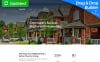 "Tema Moto CMS 3 Responsive #66387 ""Homeville - Homeowners Association Premium"" New Screenshots BIG"