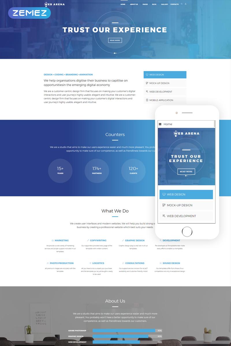 TopDog - Multipurpose Joomla Template - screenshot