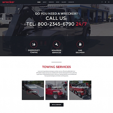 Preview image of Auto Towing & Roadside Services