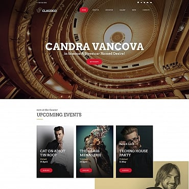 Preview image of Classico - Theater