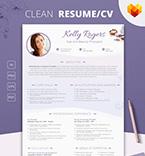 Resume Templates #66434 | TemplateDigitale.com