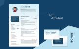 Anna Gilbert - Flight Attendant Resume Template