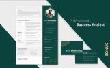 John Brandals - Business Analyst Resume Template