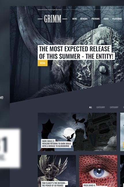 GRIMM lite - Game Development Studio