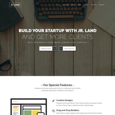 Купить  пофессиональные Muse шаблоны. Купить шаблон #66479 и создать сайт.