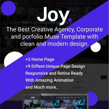 Купить  пофессиональные Muse шаблоны. Купить шаблон #66484 и создать сайт.