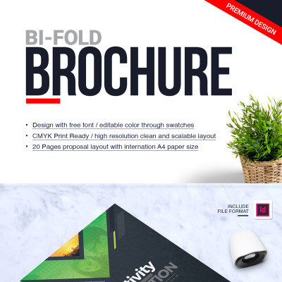 Business brochure design template indesign brochure company business brochure design template indesign brochure company profile annual report 2018 corporate identity template 66498 corporate identity pronofoot35fo Images