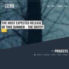Grimm Lite Development Studio Wpml Ready WordPress Template 66471 Free
