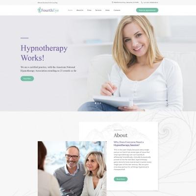 Hypnosis Templates | TemplateMonster