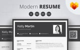 Kelly Matin - Administrative Assistant Resume Template