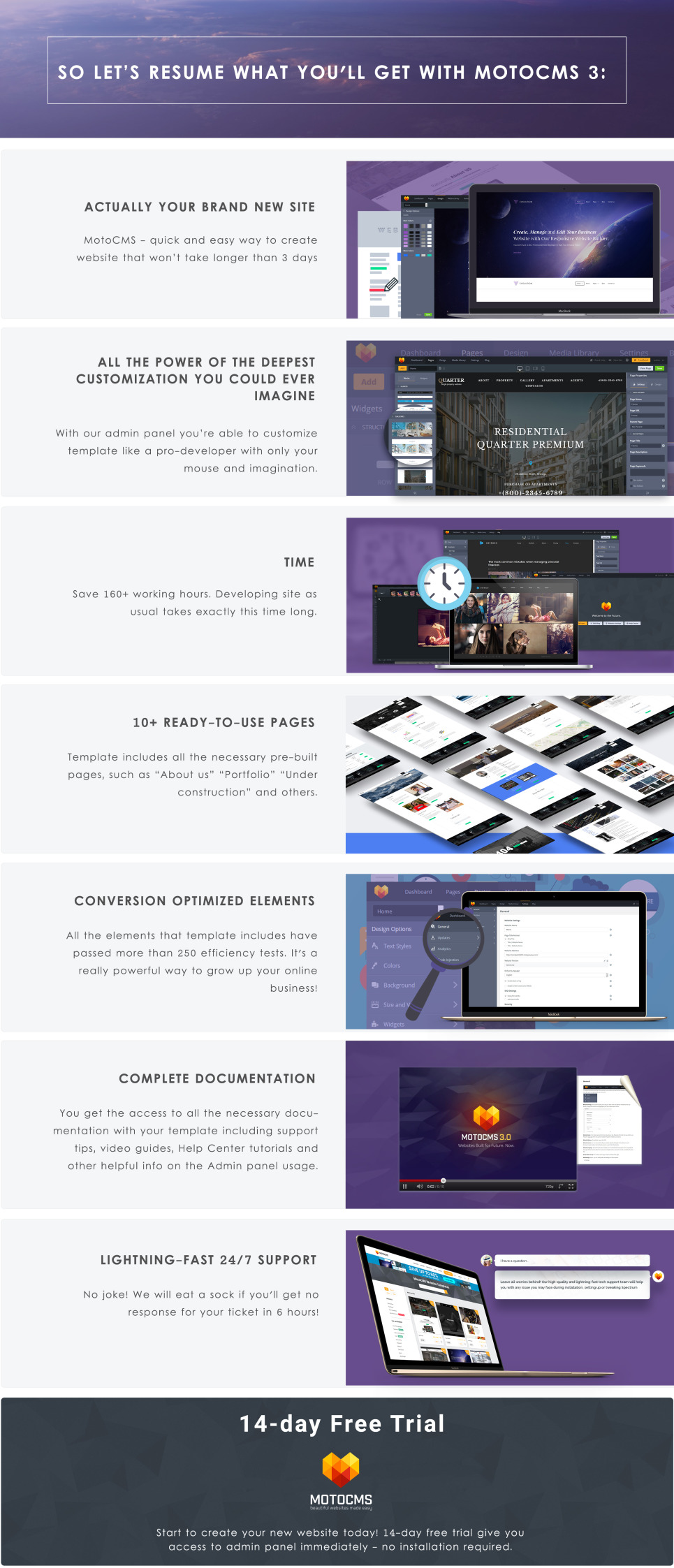 Logistics Company Website Template for Trucking Service