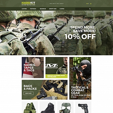 Preview image of HardKit - US Army Military Store