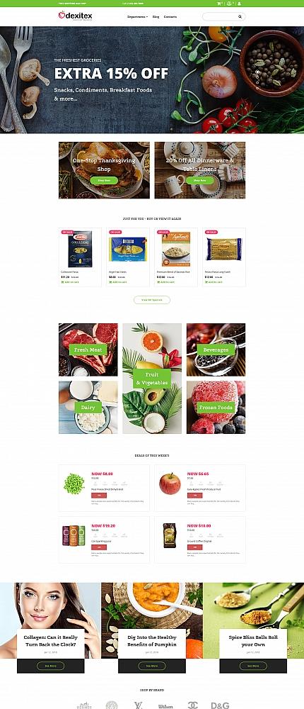 Website template 66566