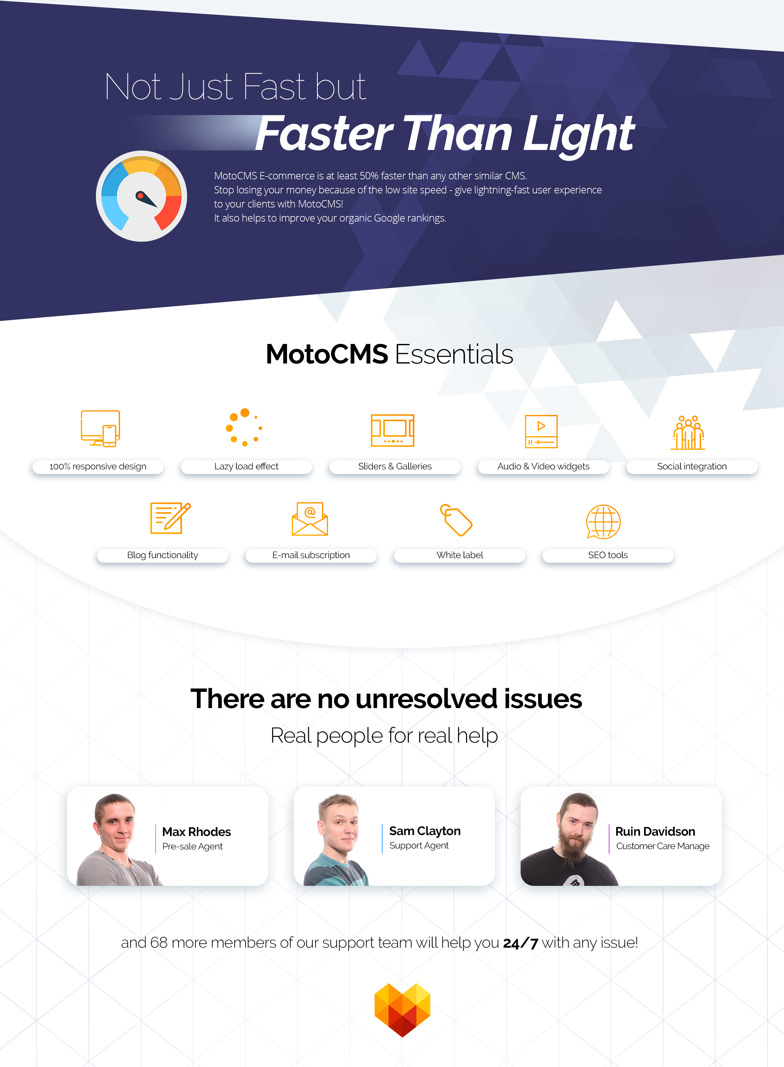 Dexitex - Grocery Store MotoCMS Ecommerce Template