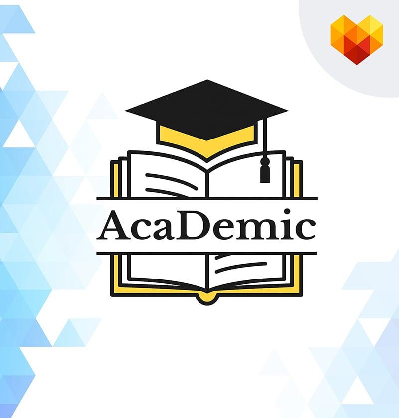 AcaDemic - Education Logo Template