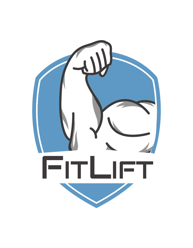Free Fitness and Sport Logo Template Logo Template - screenshot