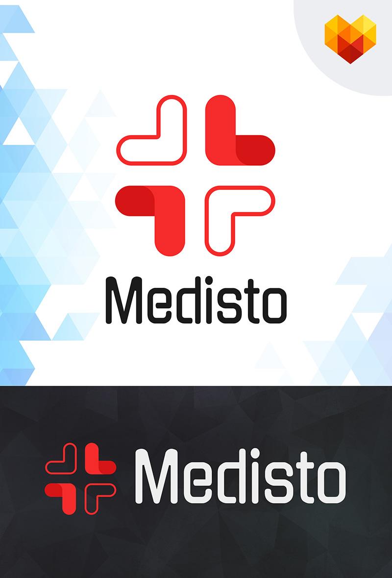Medisto Medical Logo Template