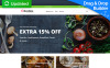 Reszponzív Dexitex - Grocery Store MotoCMS Ecommerce sablon New Screenshots BIG