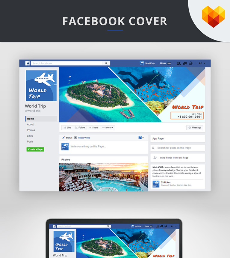 Travel agency facebook cover picture social media 66593 travel agency facebook cover picture social media big screenshot accmission Images