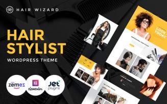 Hair Wizard - Hair Stylist WordPress Theme