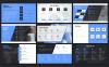 Multi Profit Financial Company Presentation PPT PowerPoint Template Big Screenshot