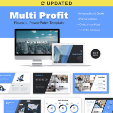 Powerpoint templates for health insurance template monster multi profit financial company presentation ppt medical insurance powerpoint template toneelgroepblik Choice Image