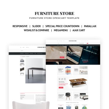 Preview image of Style & Comfort - Furniture Store