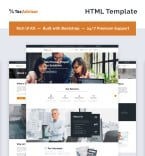 Website Templates #66833 | TemplateDigitale.com