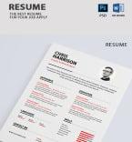 Resume Templates #66854 | TemplateDigitale.com