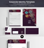 Corporate Identity #66859 | TemplateDigitale.com