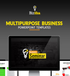 PowerPoint Template  #66878